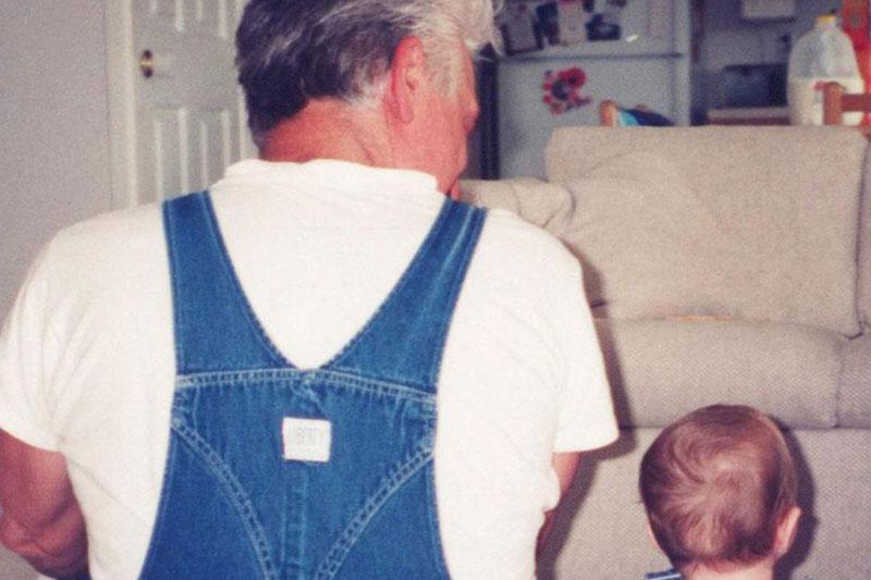 Grandpa & Andy